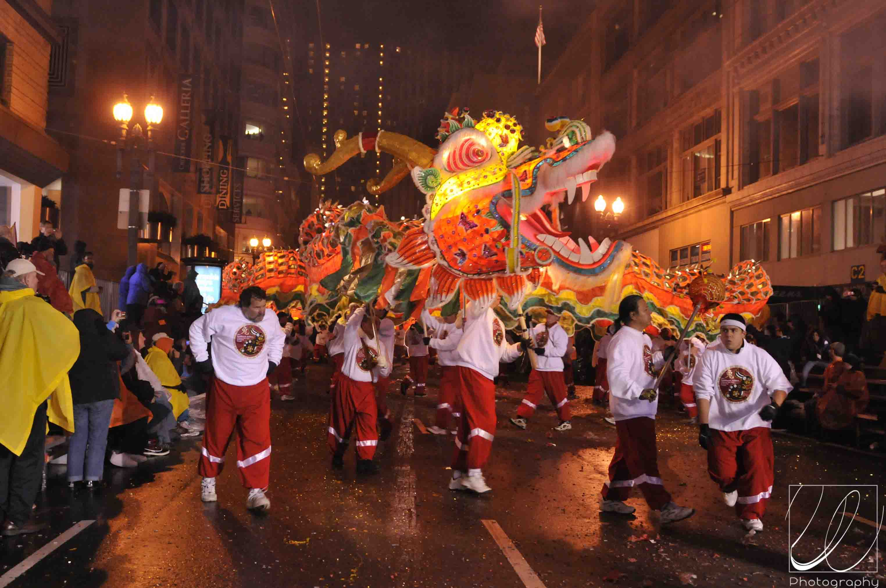 i give props to those who attended the parade and also to those who volunteer the sponsors for chinese new year - Chinese New Year Parade Sf